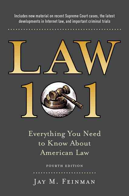 Law 101 By Feinman, Jay