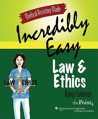 Law and Ethics By Gohsman, Robyn